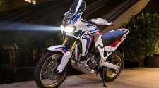 Koncept: Honda Africa Twin Adventure Sports Concept