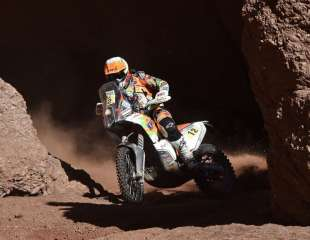 Dakar 2017: Paragvaj – Bolivija – Argentina