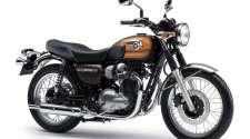 Novitet: Kawasaki W800 Final Edition