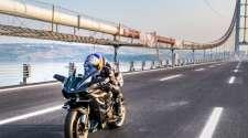 Sofuoglu s Kawasaki Ninjom H2R jurio 400 km/h