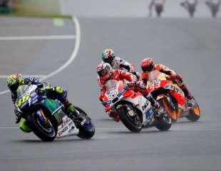 Rossi izgubio sjajnu priliku