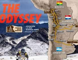Dakar 2017: Objavljeni detalji o ruti