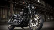 Novitet: Harley-Davidson Low Rider S