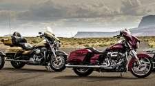 Noviteti: Harley-Davidson Touring modeli za 2017.