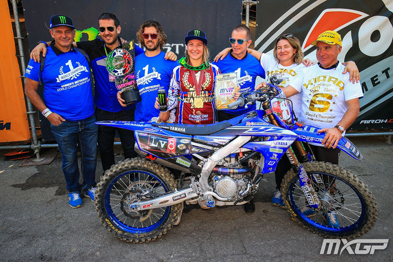 KIARA IV MOTOCROSS GP 19 IT 2018