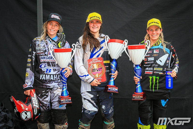 PODIUM III WMX MOTOCROSS GP 3 NL 2019