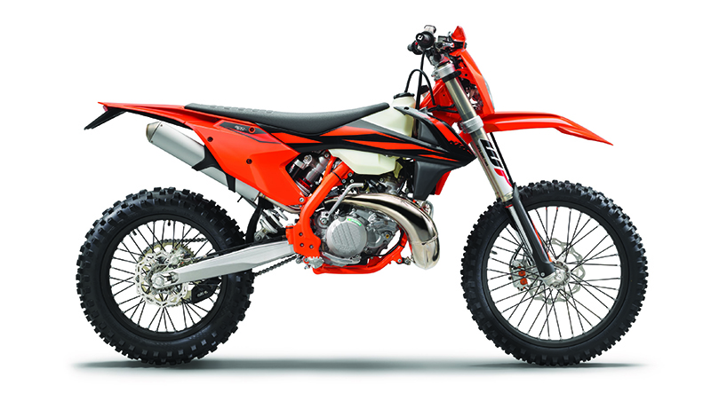 KTM 300 EXC TPI MY2019 90 degree right