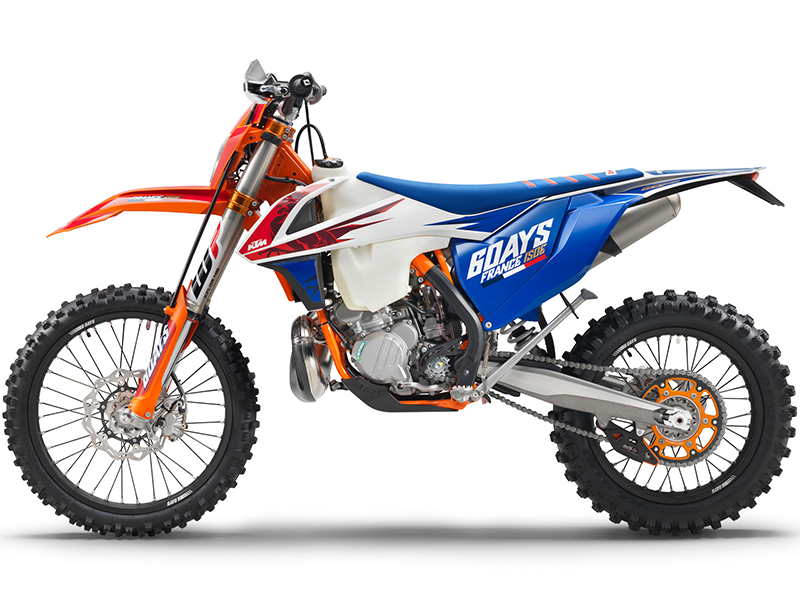 KTM 300 XC W USA Sixdays