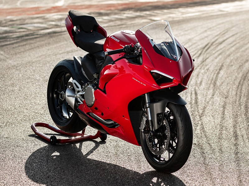 DUCATI PANIGALE V2 AMBIENCE 28 UC101517 Mid