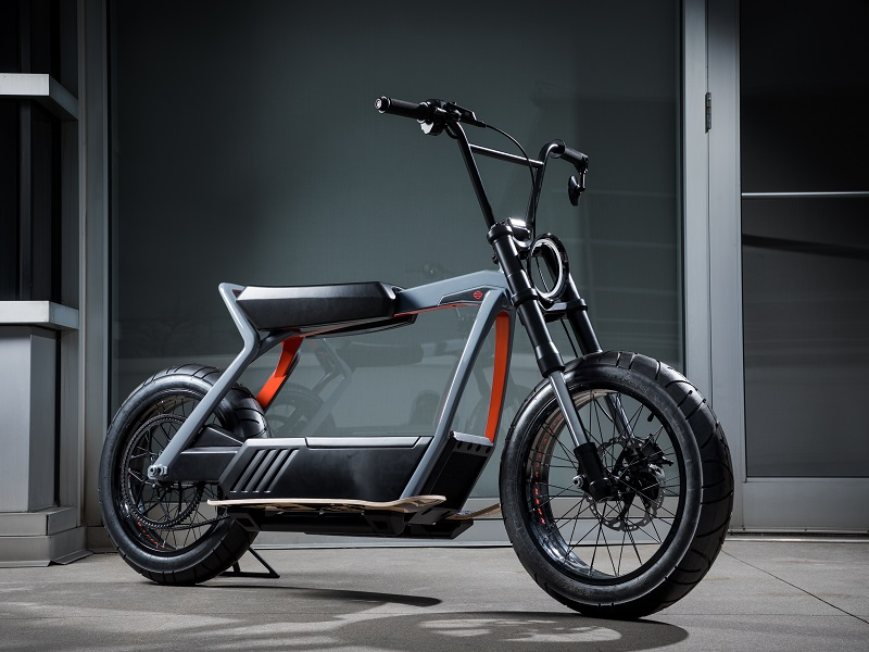 HD Electric Concept 2