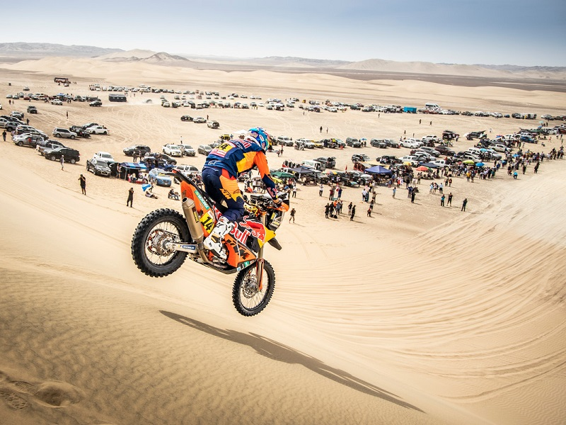 262231 sam.sunderland stage2 Red Bull KTM Factory Racing Dakar2019 123