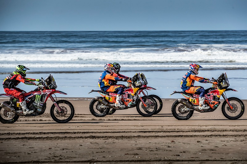 262320 misc stage5 Red Bull KTM Factory Racing Dakar2019 211