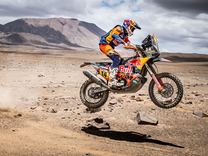 262339 sam.sunderland stage5 Red Bull KTM Factory Racing Dakar2019 236