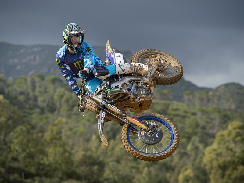 Yamaha MXGP Media Production 2019 Kemea Watson Action BS4075