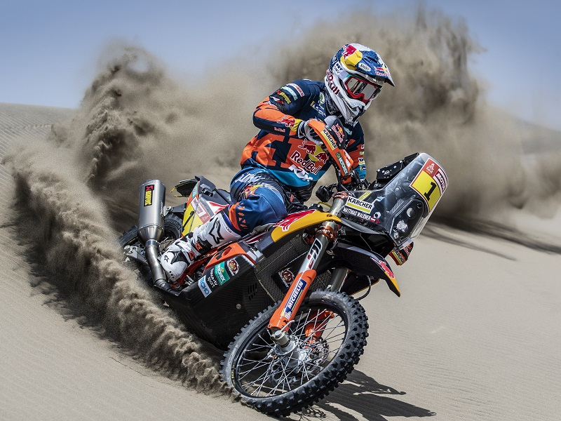 matthias.walkner Red Bull KTM Factory Ra