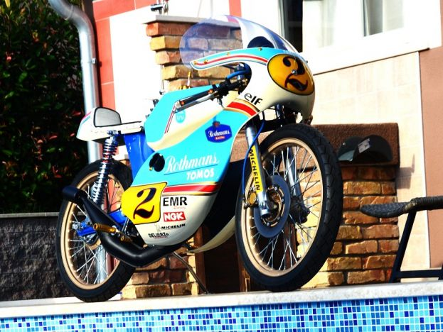 Prerada: Tomos APN 4 Rothmans Replica