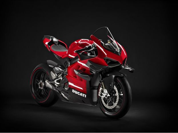 Ducati Superleggera V4: 234 KS i 152 kg