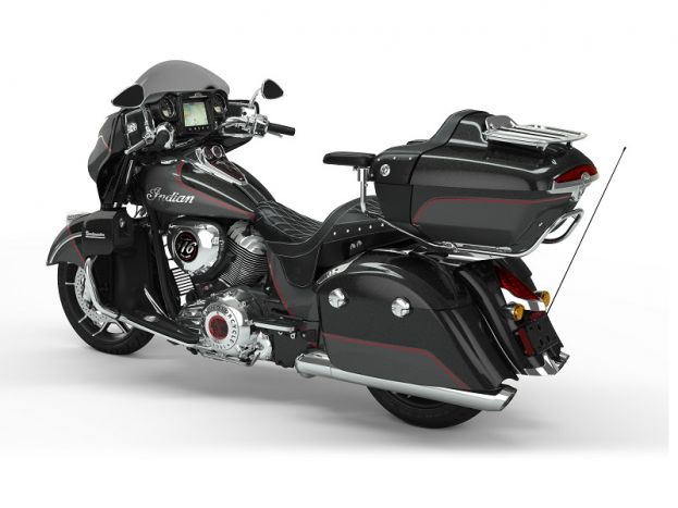 Indian Roadmaster Elite za 2020.