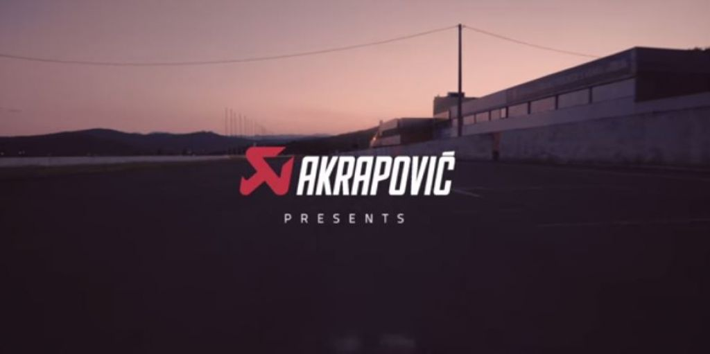 AKRAPOVIČ TRIBUTE TO SUPERBIKES