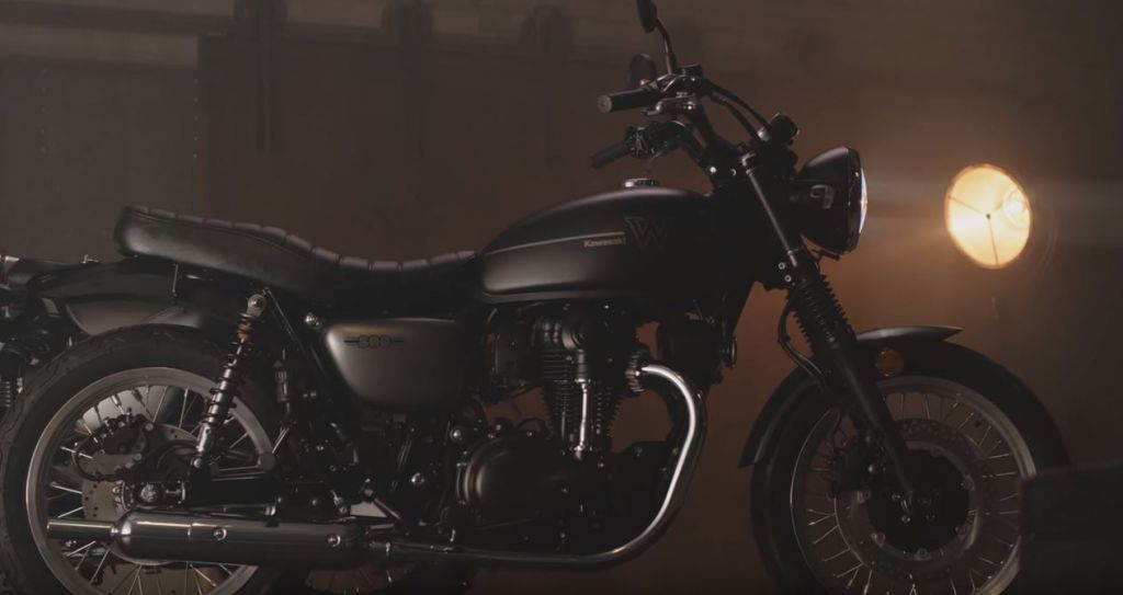 The Original Icon | The new Kawasaki W800 Street & W800 Cafe 2019