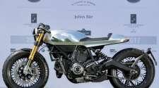 Ducati Scrambler Cafe Racer koncept
