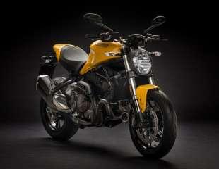 Novitet: Ducati Monster 821