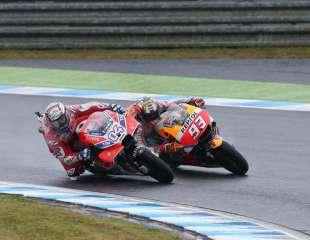 MotoGP: Kišna utrka za pamćenje