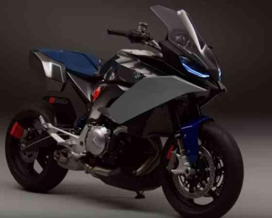 BMW 9cento Concept Studio Design