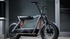 Koncepti: Harley-Davidson električni skuter i moped