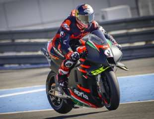 MotoGP: Prve fotografije Doviziosa na Apriliji