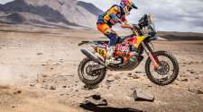 Dakar 2019: Honda vodi, KTM prijeti