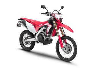 Novitet: Honda CRF450L