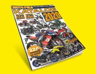 Moto Puls Katalog 2020 od subote na kioscima!