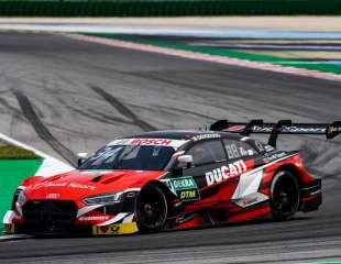 Dovizioso odličan u DTM-u, a i Rossi će voziti