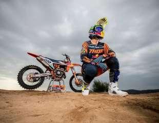 MXGP: Tony Cairoli produžio ugovor s KTM-om