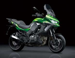 Novitet: Kawasaki Versys 1000