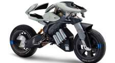 Koncept: Yamaha MOTOROiD
