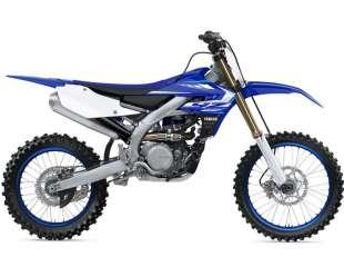 Yamaha predstavila motocross modele 2020.