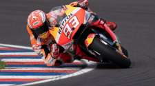 MotoGP: Marquez dominirao, Rossi izborio drugo mjesto