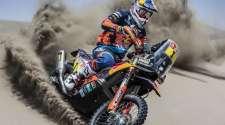 Dakar 2019: 100% Peru