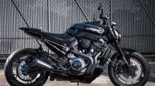 "Koncept: Harley-Davidson ""Streetfighter"""