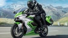 Prototip: Kawasaki Ninja 400 hibrid i H2 SX na vodik
