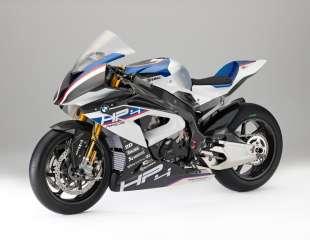 Novitet: BMW HP4 Race s karbonskim okvirom