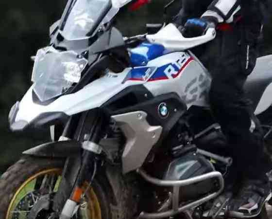 The new BMW R 1250 GS