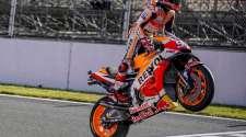Marquez osvojio MotoGP naslov i iščašio rame
