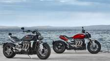 Triumph Rocket 3 R i Rocket 3 GT za 2020.
