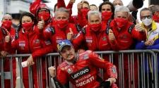 MotoGP: Miller je produžio ugovor s Ducatijem