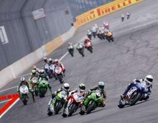 SBK: Popis vozača za klasu Supersport