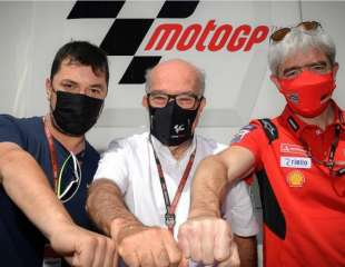 Hoće li Rossi iduće godine voziti Ducati?