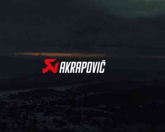 AKRAPOVIČ TRIBUTE TO ADVENTURE BIKES